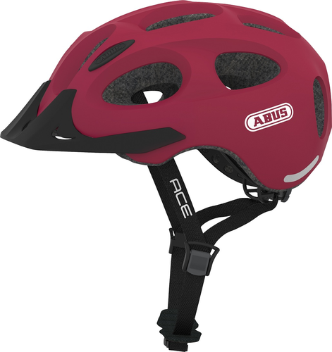 Prilba Abus Youn-I Ace Cherry Red