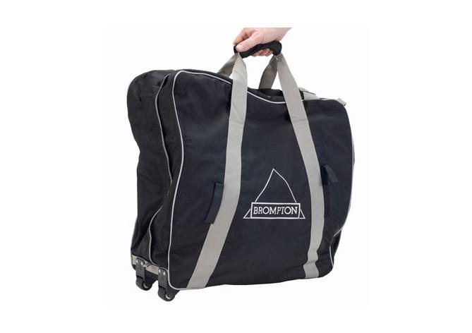 025ff584e3889 B Bag - obal na zložený bicykel (kolieska, popruhy) | Cyklospeciality