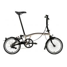 Brompton Nickel Black edition M6R