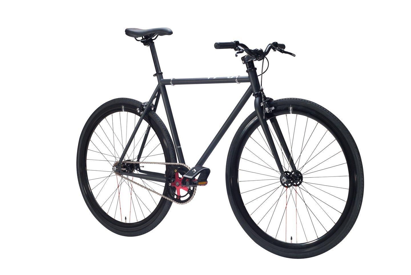 Cheetah 3.0 Black cherry - singlespeed+festka