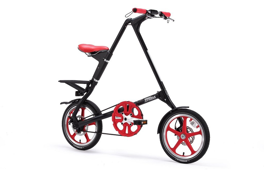 STRIDA LT Black/Red