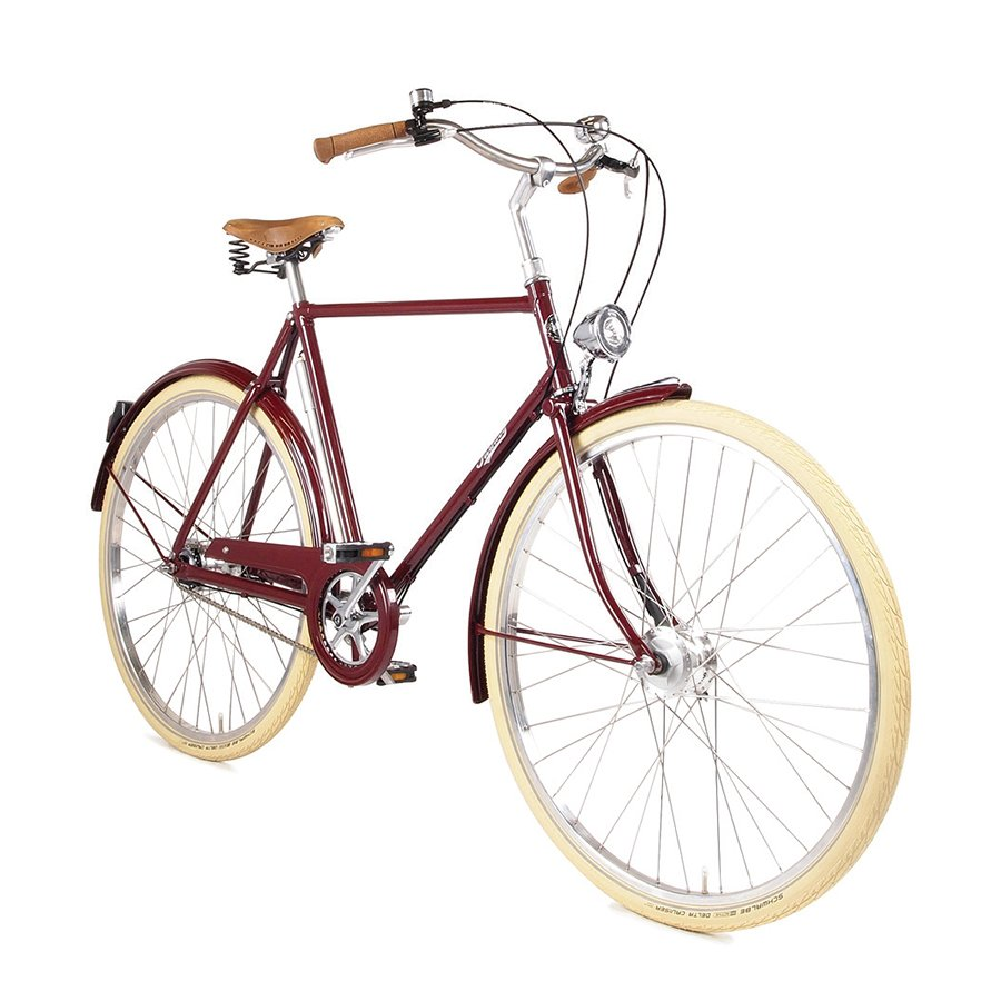 Pashley BRITON Oxblood