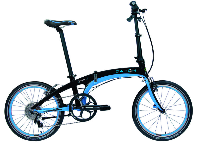 Dahon Vigor D9 Sable/Blue