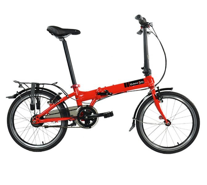Dahon Vitesse i7 Fresh Cherry Red